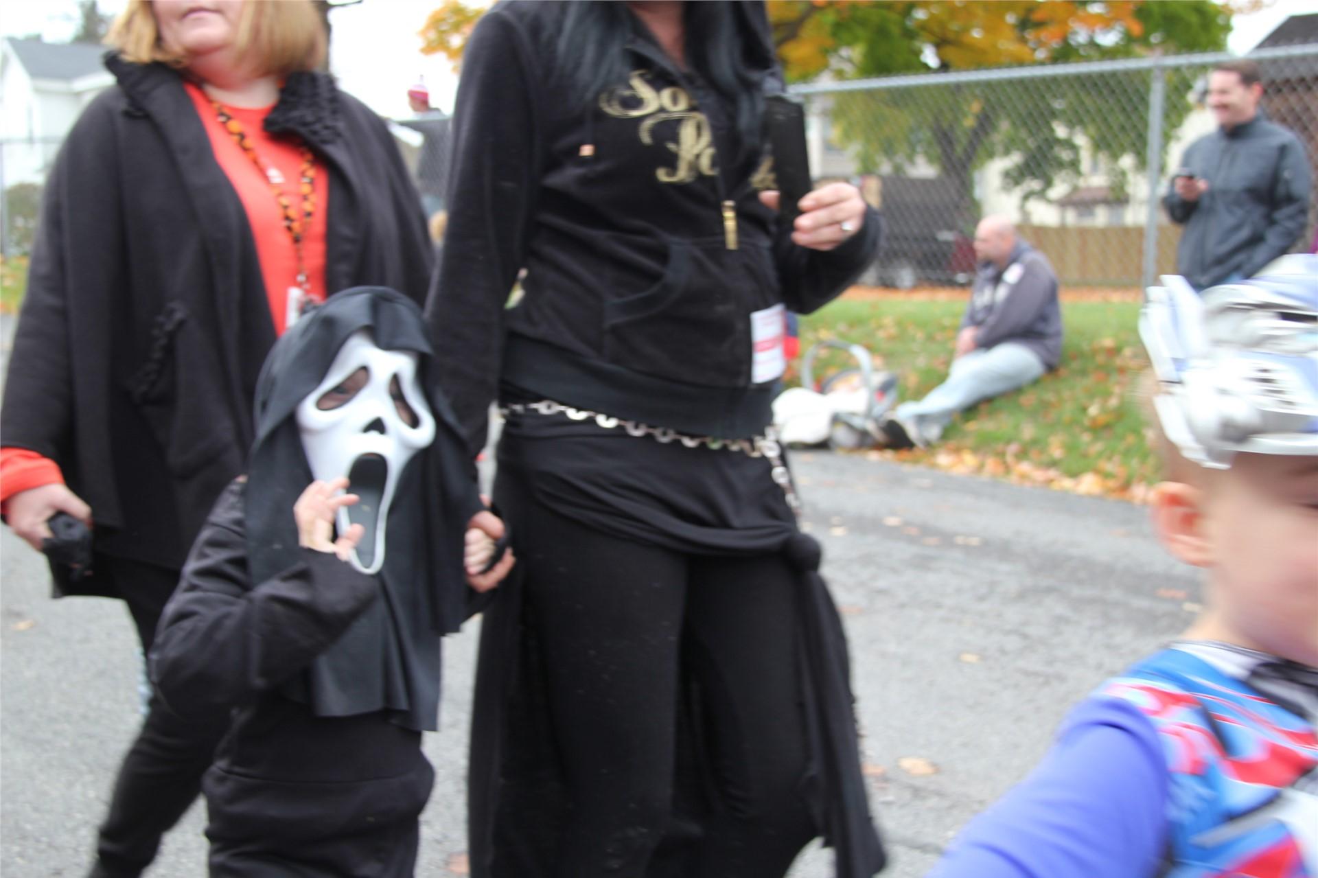 Port Dickinson Elementary Halloween Parade 18