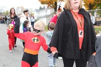 Port Dickinson Elementary Halloween Parade 19