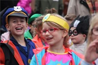 Port Dickinson Elementary Halloween Parade 27