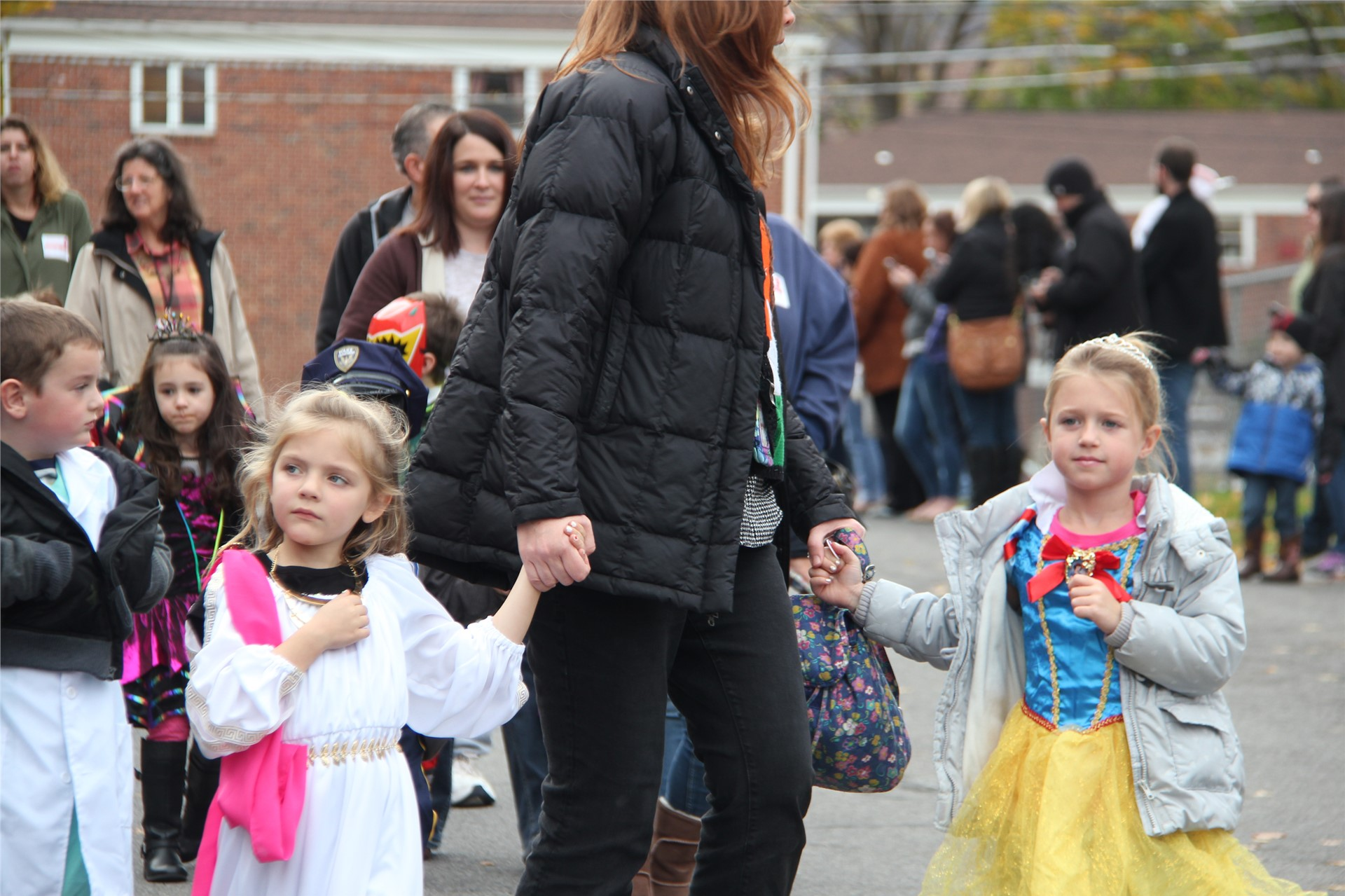 Port Dickinson Elementary Halloween Parade 21