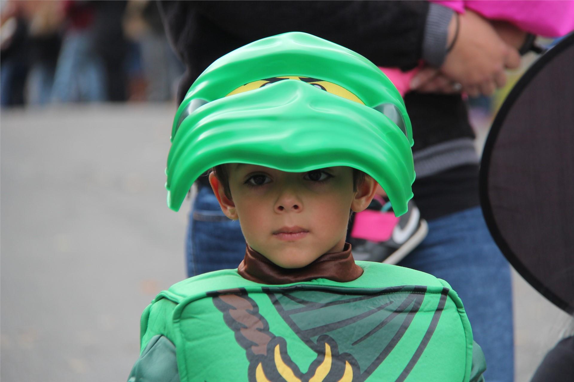 Port Dickinson Elementary Halloween Parade 31
