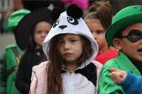Port Dickinson Elementary Halloween Parade 29