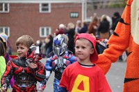 Port Dickinson Elementary Halloween Parade 36