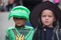 Port Dickinson Elementary Halloween Parade 30