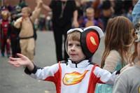 Port Dickinson Elementary Halloween Parade 41