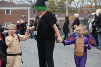 Port Dickinson Elementary Halloween Parade 42