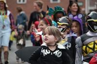 Port Dickinson Elementary Halloween Parade 45