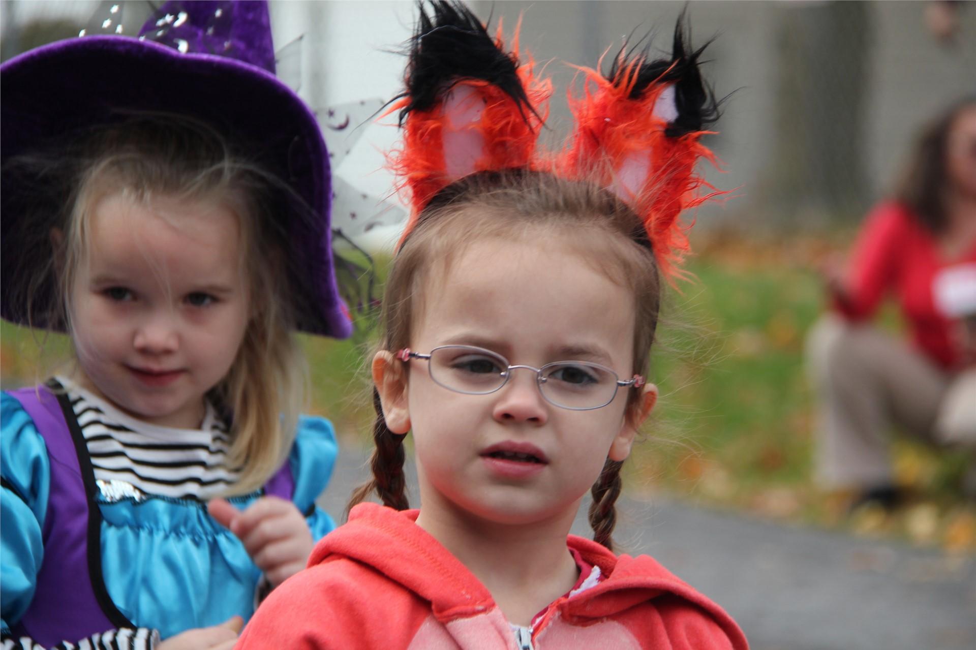 Port Dickinson Elementary Halloween Parade 51