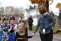 Port Dickinson Elementary Halloween Parade 54