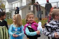 Port Dickinson Elementary Halloween Parade 57