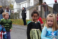 Port Dickinson Elementary Halloween Parade 58
