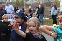 Port Dickinson Elementary Halloween Parade 61
