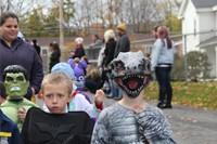 Port Dickinson Elementary Halloween Parade 63