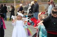 Port Dickinson Elementary Halloween Parade 67