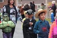 Port Dickinson Elementary Halloween Parade 71