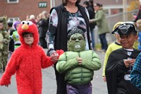 Port Dickinson Elementary Halloween Parade 72