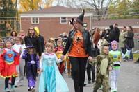 Port Dickinson Elementary Halloween Parade 73