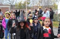 Port Dickinson Elementary Halloween Parade 76