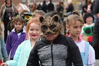 Port Dickinson Elementary Halloween Parade 79