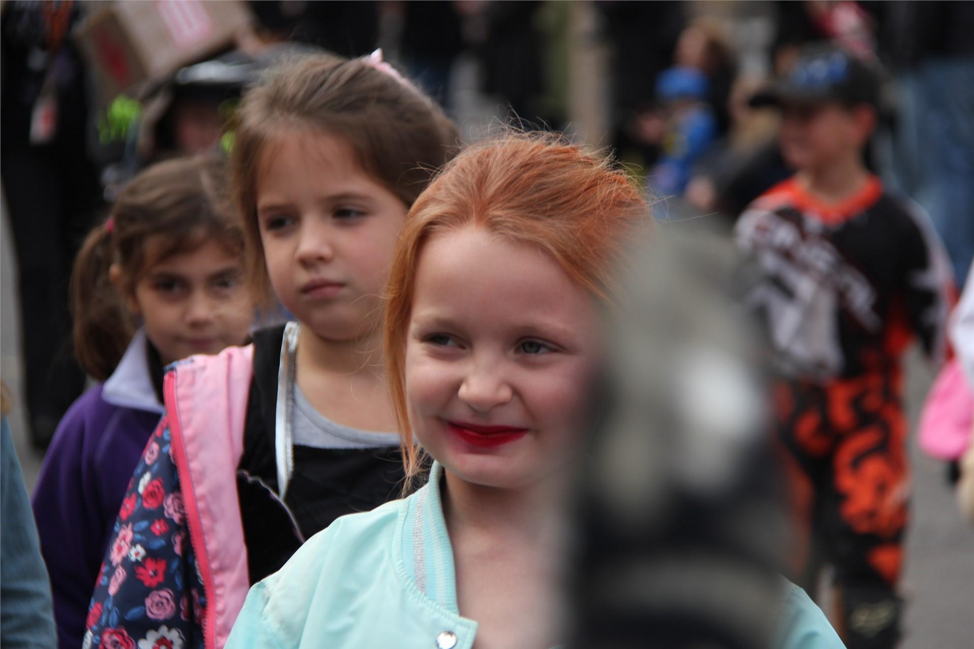 Port Dickinson Elementary Halloween Parade 80