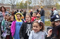Port Dickinson Elementary Halloween Parade 77
