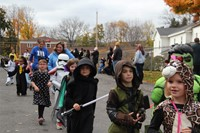 Port Dickinson Elementary Halloween Parade 87