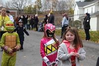 Port Dickinson Elementary Halloween Parade 93