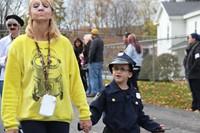 Port Dickinson Elementary Halloween Parade 95