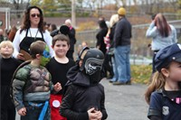 Port Dickinson Elementary Halloween Parade 98