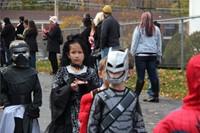 Port Dickinson Elementary Halloween Parade 100