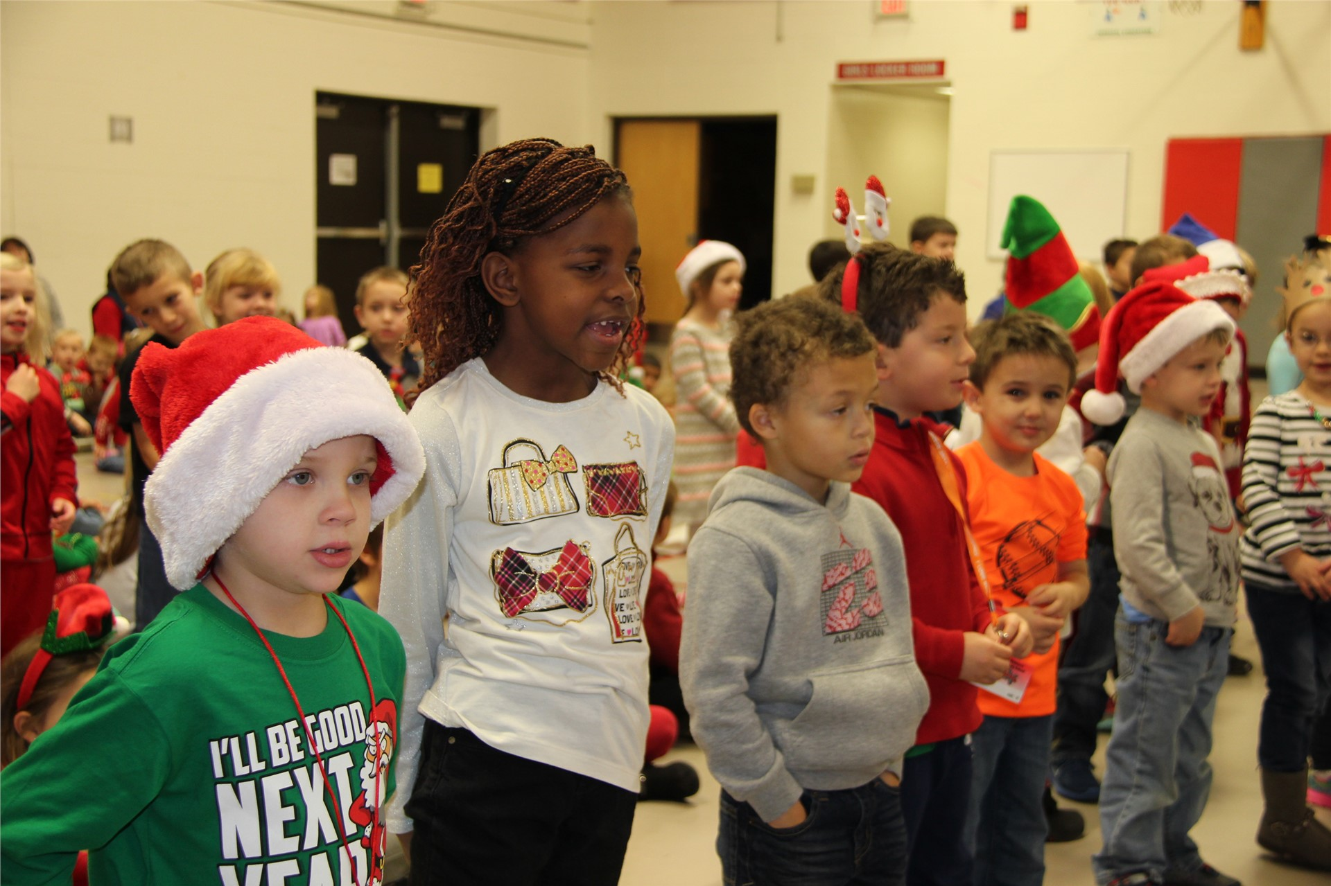 Holiday Sing Along 42