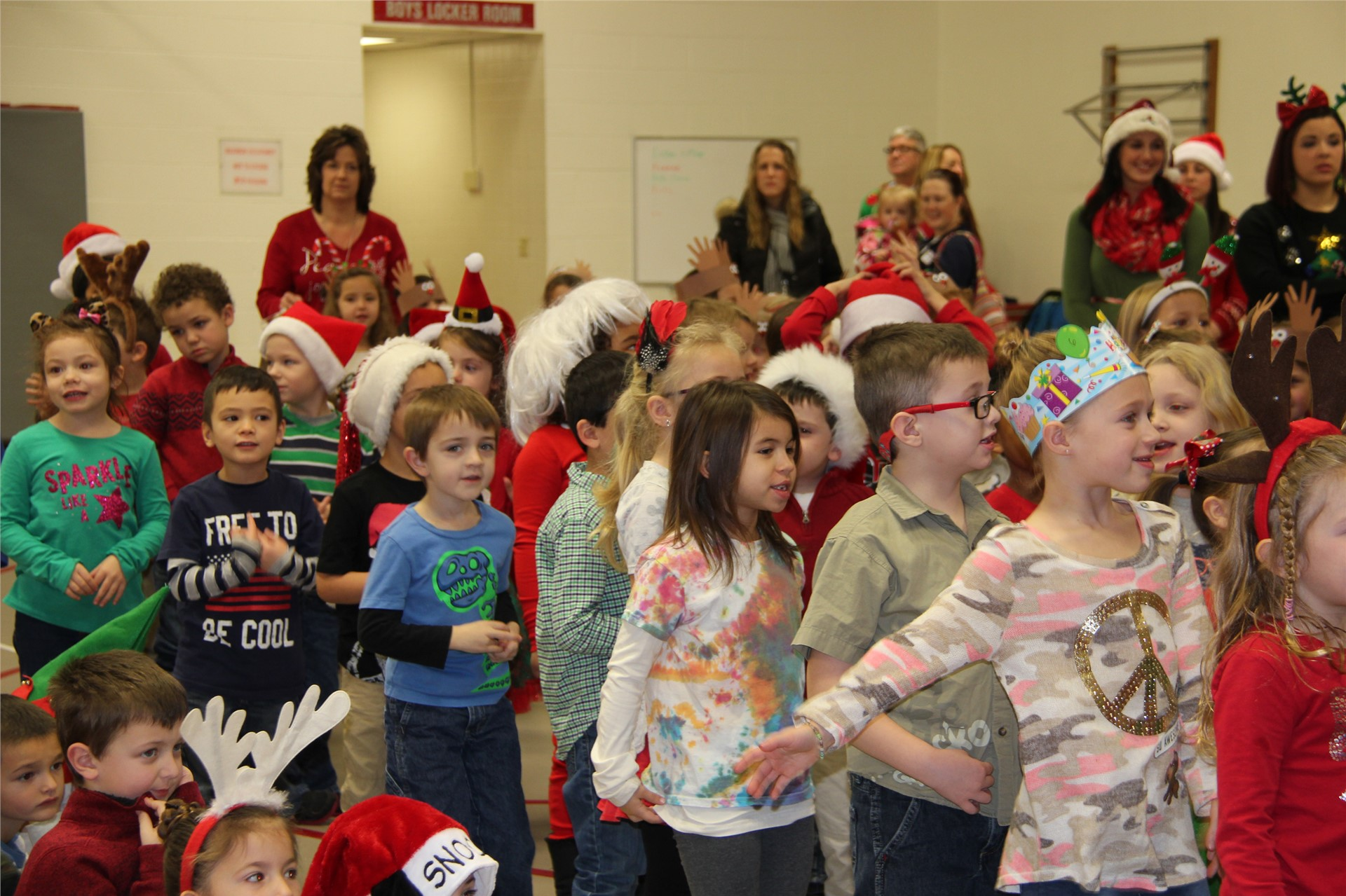 Holiday Sing Along 46