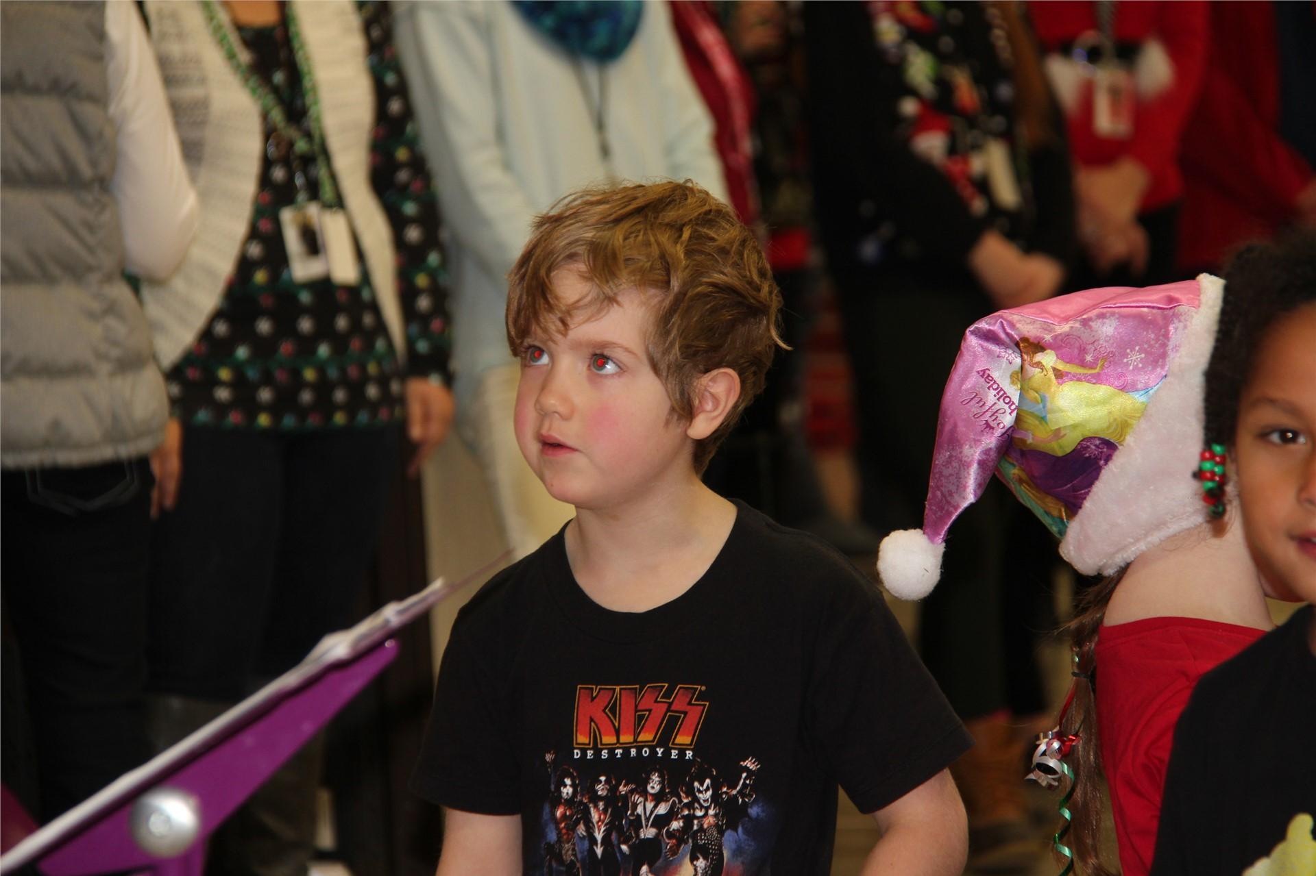 Holiday Sing Along 52