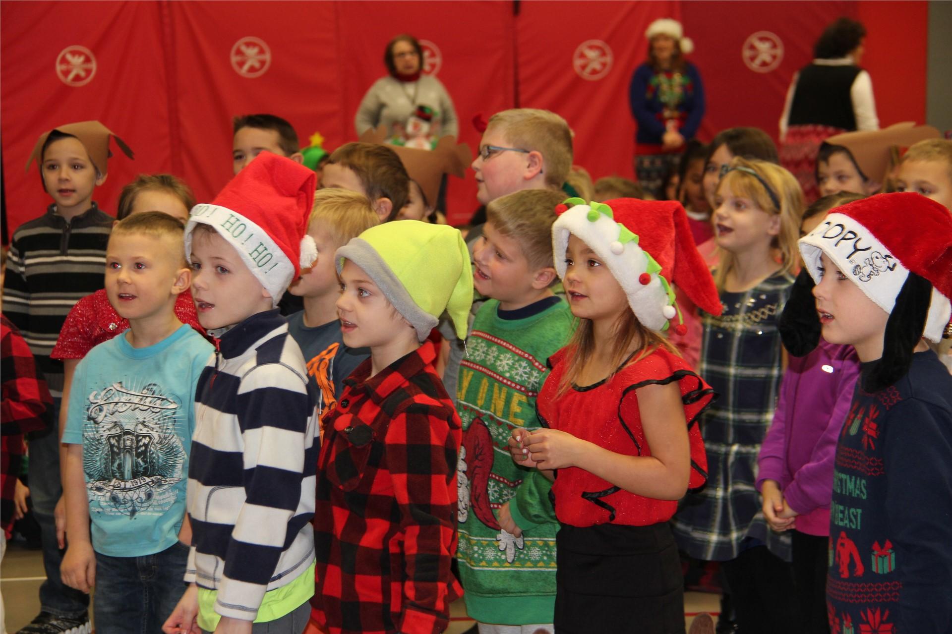 Holiday Sing Along 55