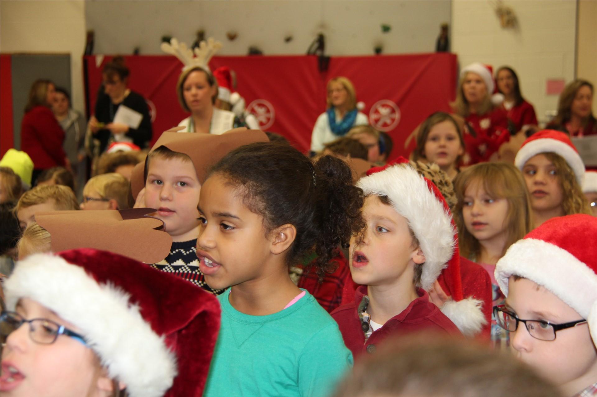 Holiday Sing Along 72
