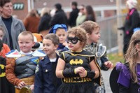 Port Dickinson Elementary Halloween Parade 104