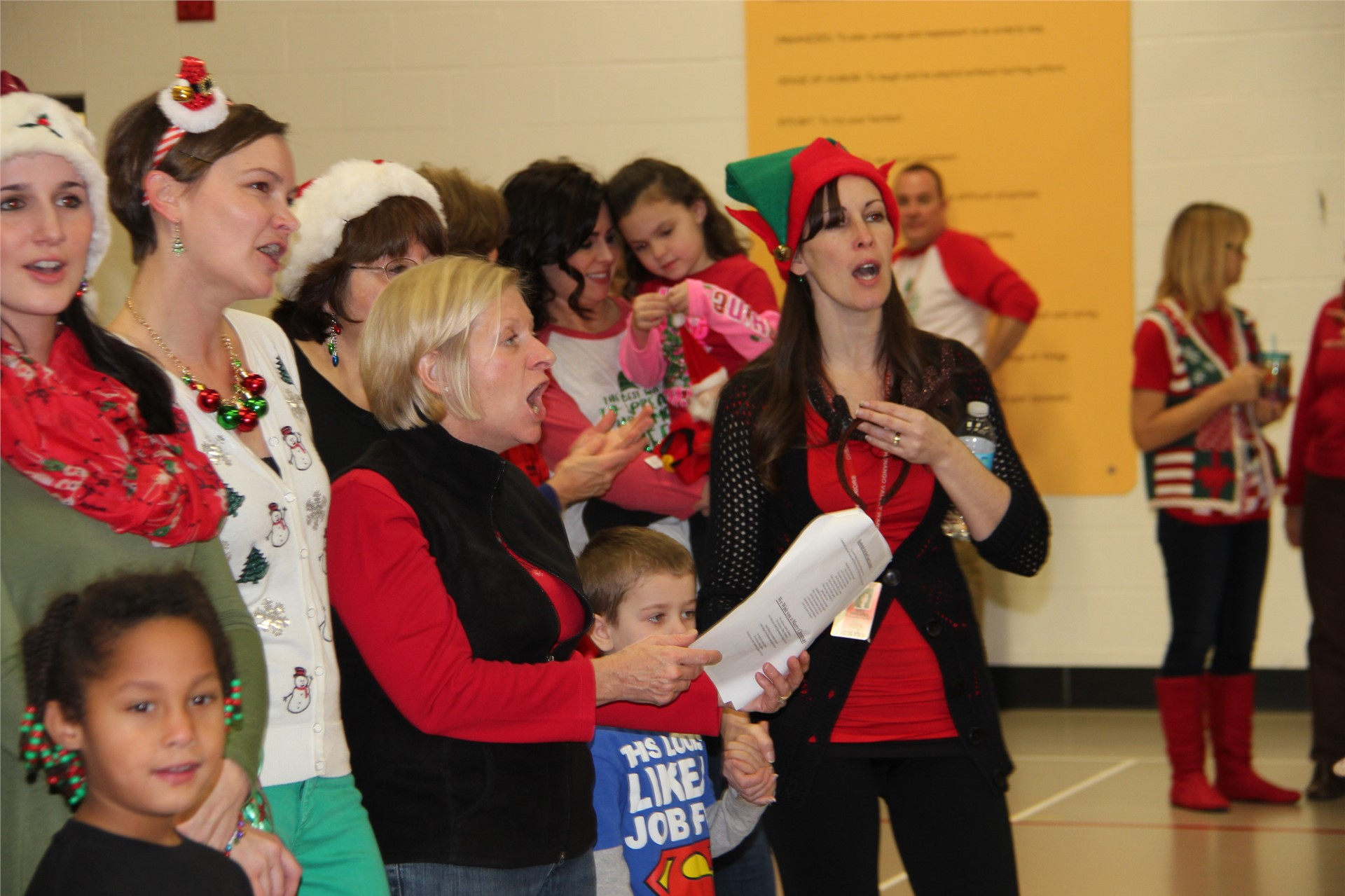 Holiday Sing Along 78