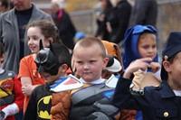 Port Dickinson Elementary Halloween Parade 106
