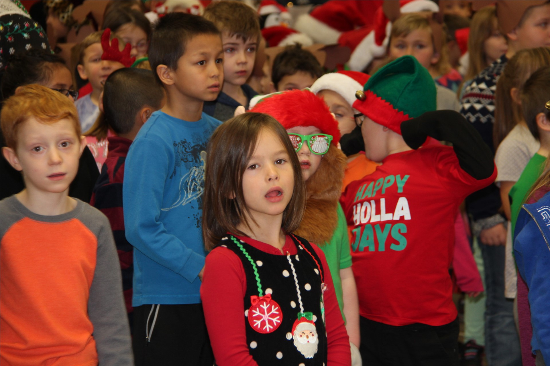 Holiday Sing Along 75