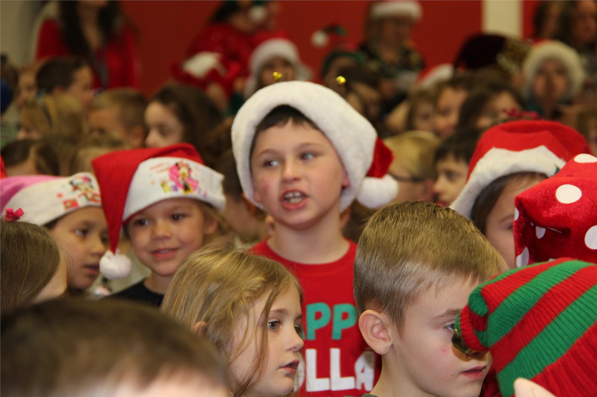 Holiday Sing Along 84