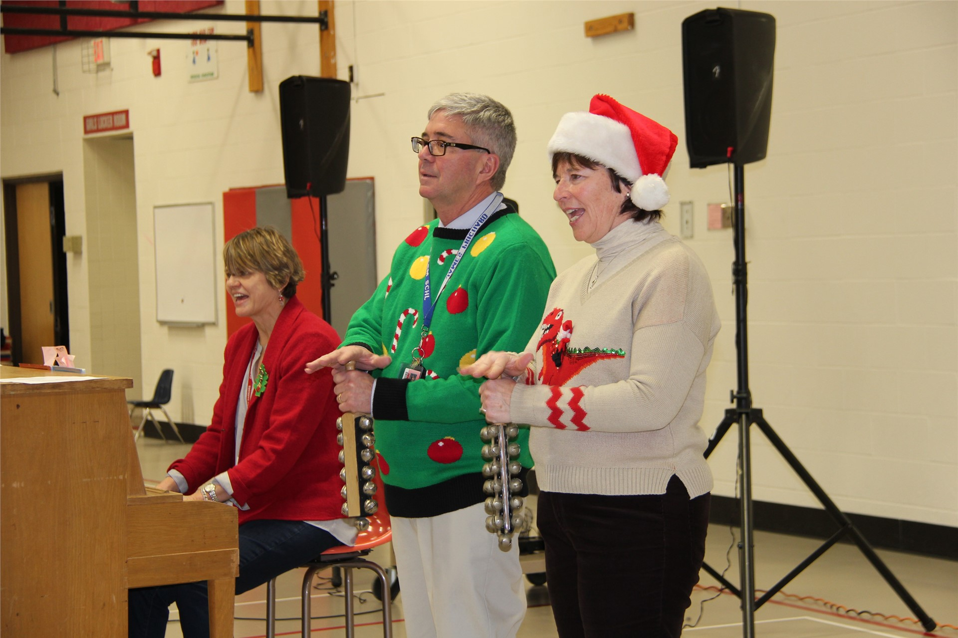 Holiday Sing Along 88
