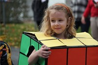 Port Dickinson Elementary Halloween Parade 109