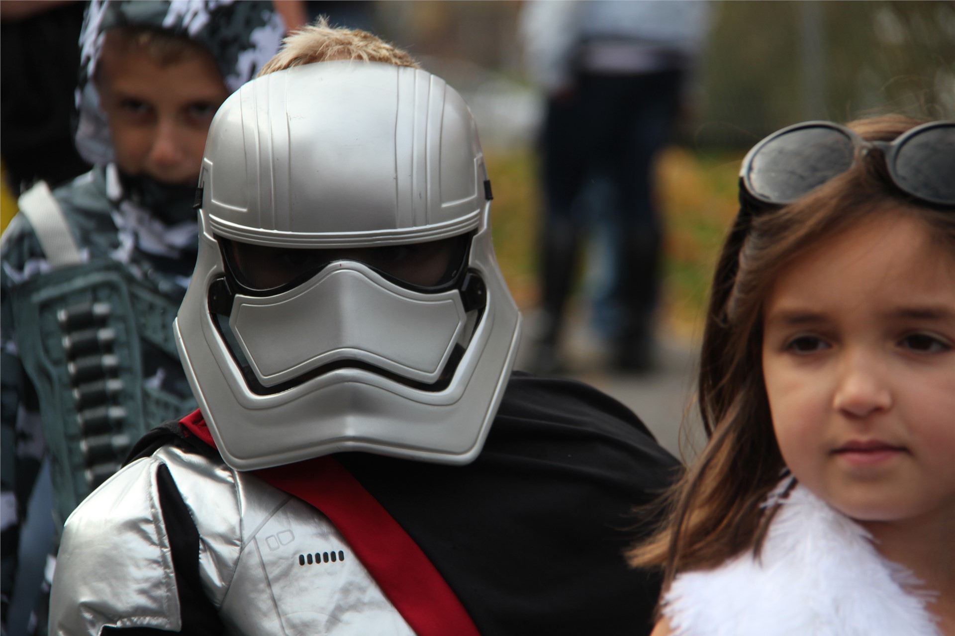 Port Dickinson Elementary Halloween Parade 112