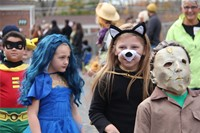 Port Dickinson Elementary Halloween Parade 114