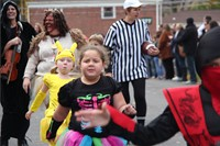 Port Dickinson Elementary Halloween Parade 119