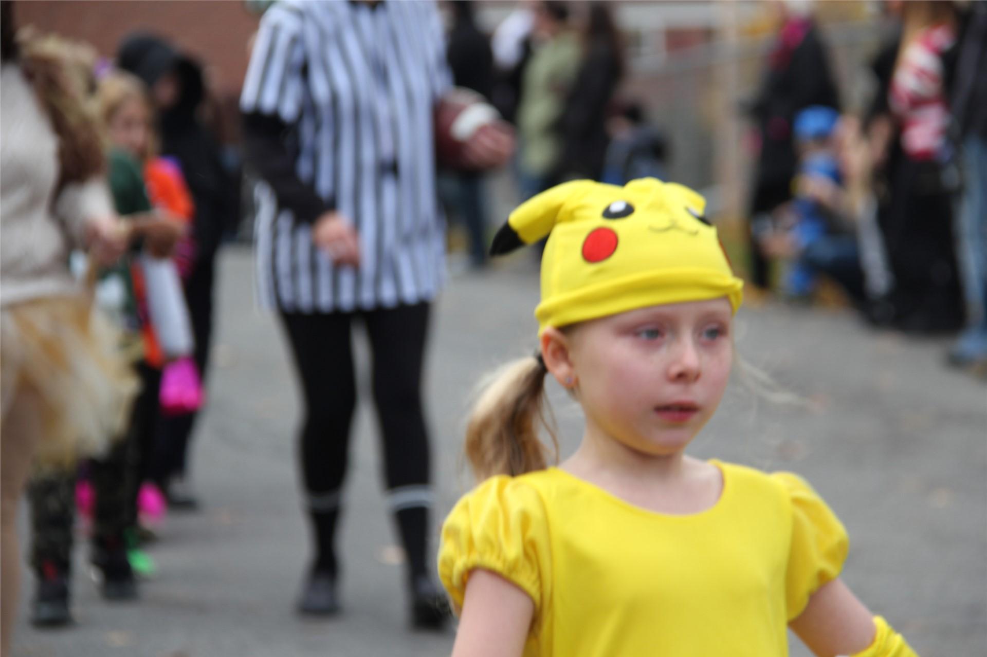 Port Dickinson Elementary Halloween Parade 120