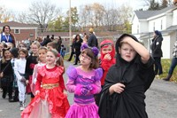 Port Dickinson Elementary Halloween Parade 123