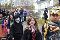 Port Dickinson Elementary Halloween Parade 130