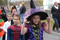 Port Dickinson Elementary Halloween Parade 132