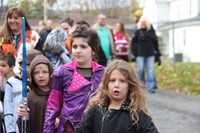 Port Dickinson Elementary Halloween Parade 137